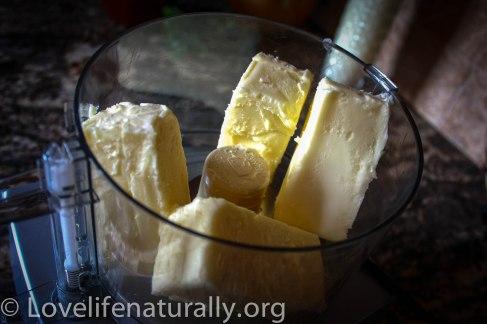 grass-fed butter spread
